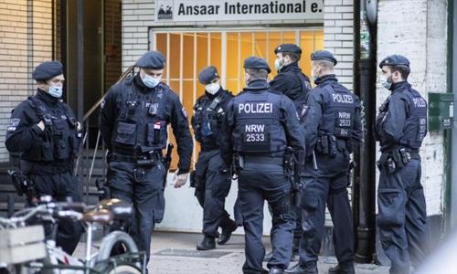 Germany bans Ansaar International, raids Islamist group's premises