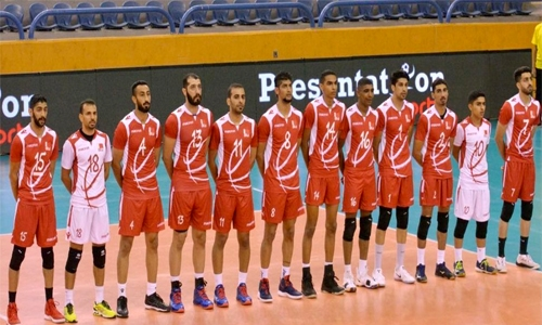 Bahrain set to compete in Asian volleyball