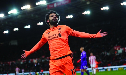 Mohamed Salah reveals his favourite goal for Liverpool after incredible few months
