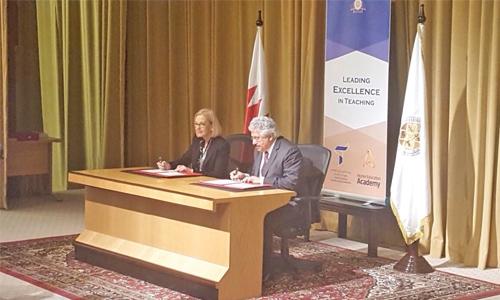 UoB, HEA sign partnership deal