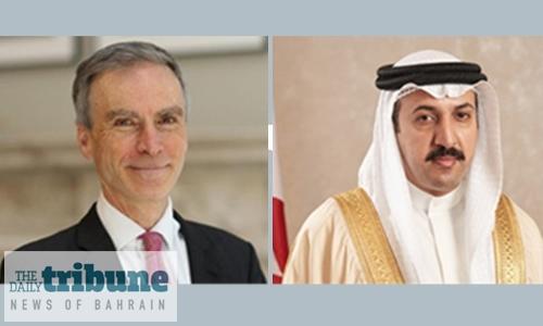 Bahrain-UK strategic relations 'on track'
