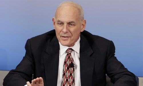 New US immigrant ban to be better prepared: Kelly