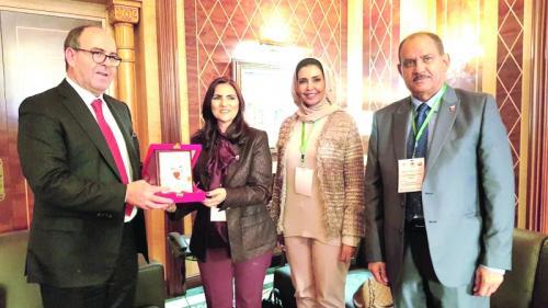 Morocco ties lauded