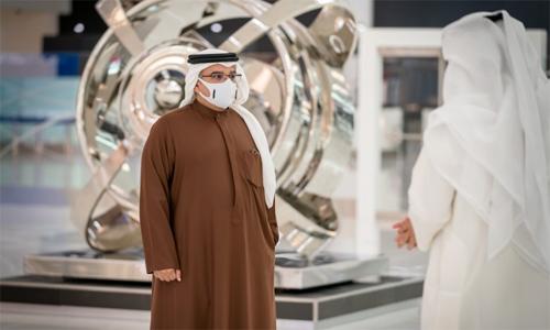 Bahrain airport's new Passenger Terminal to open on January 28 : HRH Prince Salman