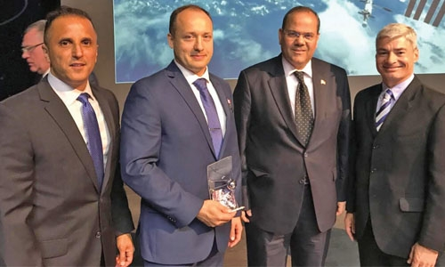 Ready for Russia-Bahrain space mission: Roscosmos