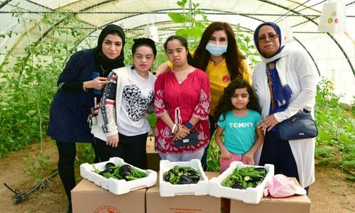 "Rotary Club of Salmaniya launches ""Helping Hands"" fundraiser"