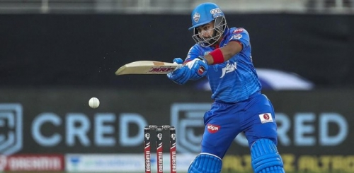 Shaw shines as Delhi inflict 44-run defeat on Chennai