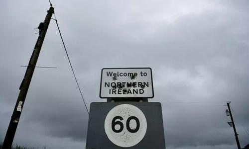 The last gasp of Northern Ireland