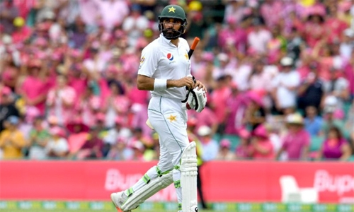 Misbah to lead Pakistan in West Indies tour