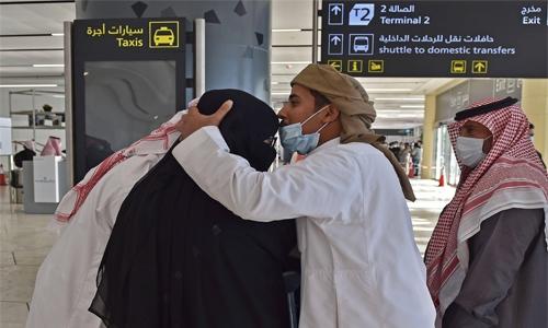 Families reunite as Qatar-Saudi flights resume after rift