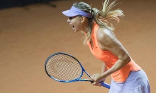 Sharapova determined to prove point on Slam return