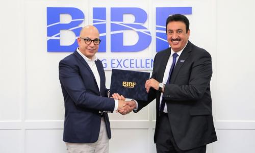 BIBF, Morgan Int'l in deal