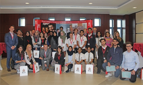 RCSI Bahrain launches 'Future Doctors' roadshow
