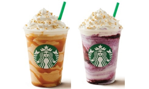 Starbucks launches Cheesecake Frappuccinos