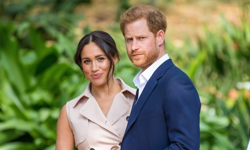 Meghan Markle, Prince Harry reveal first Netflix docuseries