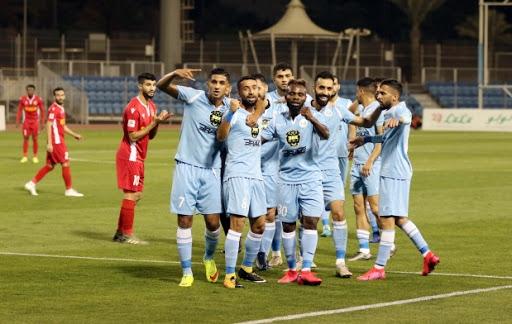 Abdo scores late as Muharraq hold Riffa
