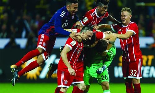 Ribery hits hat-trick in Bayern friendly win