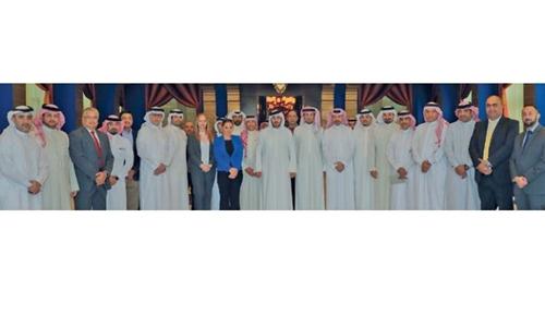 Shaikh Khalid affirms Bahrain's emergence in sporting arena