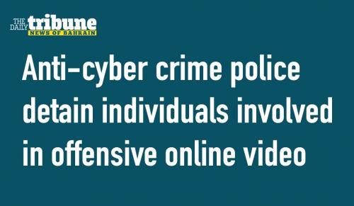 Arrests made in defamatory video case
