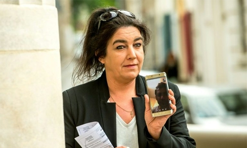 Frenchwoman on trial sneak into Britain