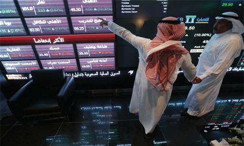 Saudi stocks outperform on firm oil