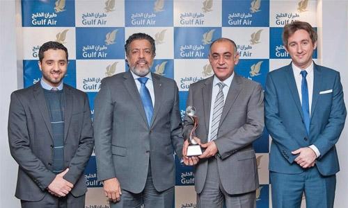 Gulf Air wins  2016 Magellan Awards