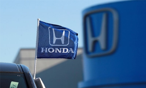 Honda re-recalls 1 mln cars in US with defective airbags