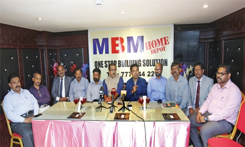 MBM to open new showroom