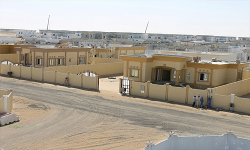Bahrain delivers 30,000 units and services in 5 years: Housing Ministry