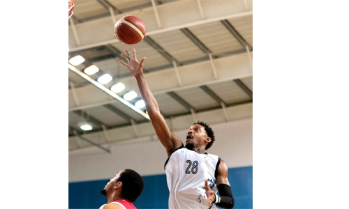 Najma clinch third place in basketball league