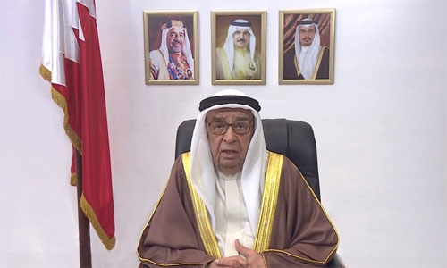 Bahrain pushes for joint action with Pakistan