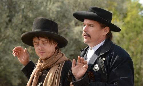 Unfocused 'The Kid' retells Billy the Kid tale