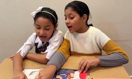 Innovative motivational projects work wonders for Henaniya School students