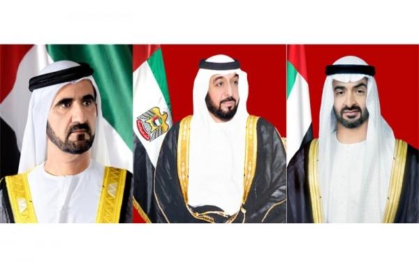 Egyptian President congratulates UAE leadership
