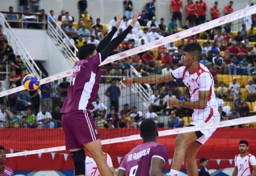 Bahrain thrashes Qatar