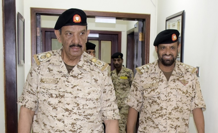BDF steadily boosting military development at various levels: Commander-in-Chief