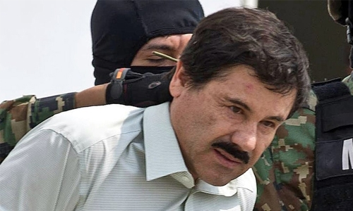 Life sentence for El Chapo