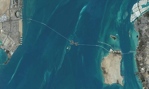 Aerial survey to update Bahrain's maps
