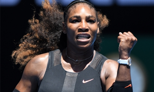 Serena recalls 'fairytale' moment she met fiance