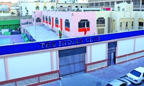 Indian Club Bahrain announces chartered repatriation flights to India.