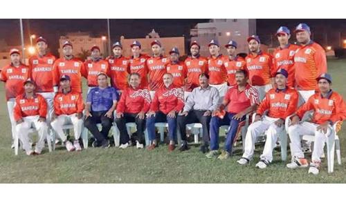 Bahrain U19 cricket team prepares for ACC tournament in UAE