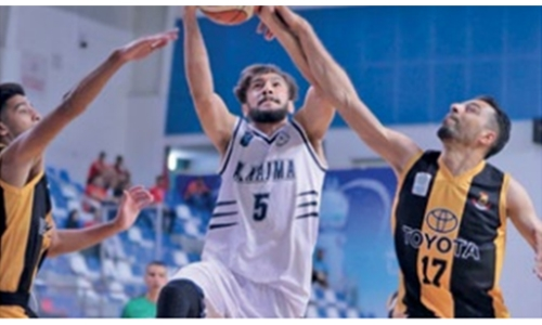 Muharraq, Al Najma march on in BBA Cup