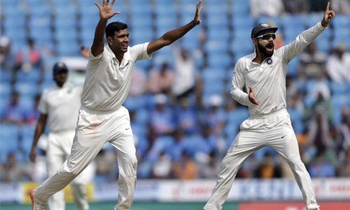 2nd Test, Day 1: Ravichandran Ashwin's turn around