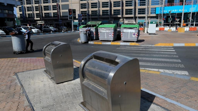 Underground trash bin may 'become a reality'