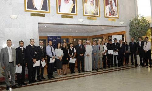 Gulf Air employees honoured for outstanding performance