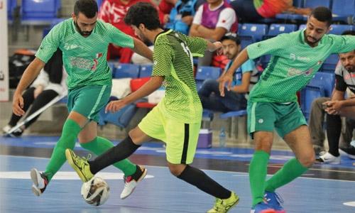 Ras Rumman thrash  Halat Al Naeem 9-0
