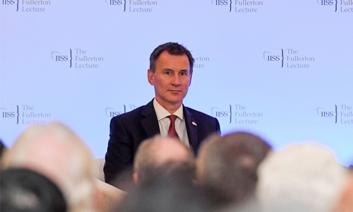 Britain can punch above its weight even after Brexit: says Jeremy Hunt