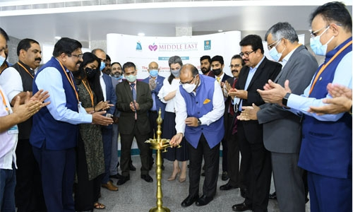 Year-long mega medical camp to aid 5000 workers launched in Bahrain
