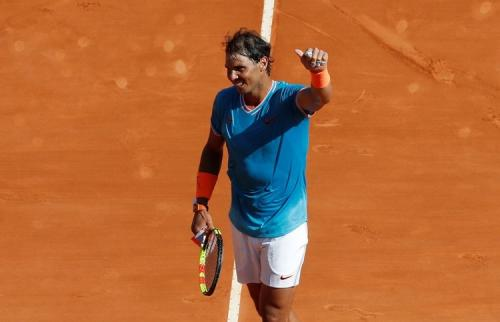 Nadal steamrolls to opening win