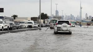 Nearly 1,900 traffic accidents in Dubai because of rain